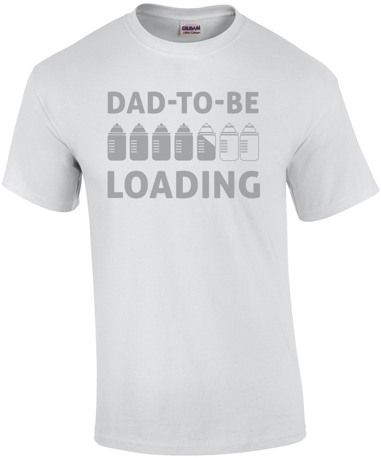 Dad To Be Loading - Expectant Father T-Shirt