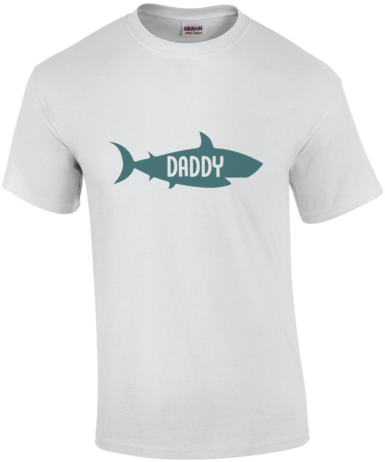 Daddy - Shark Family T-Shirt