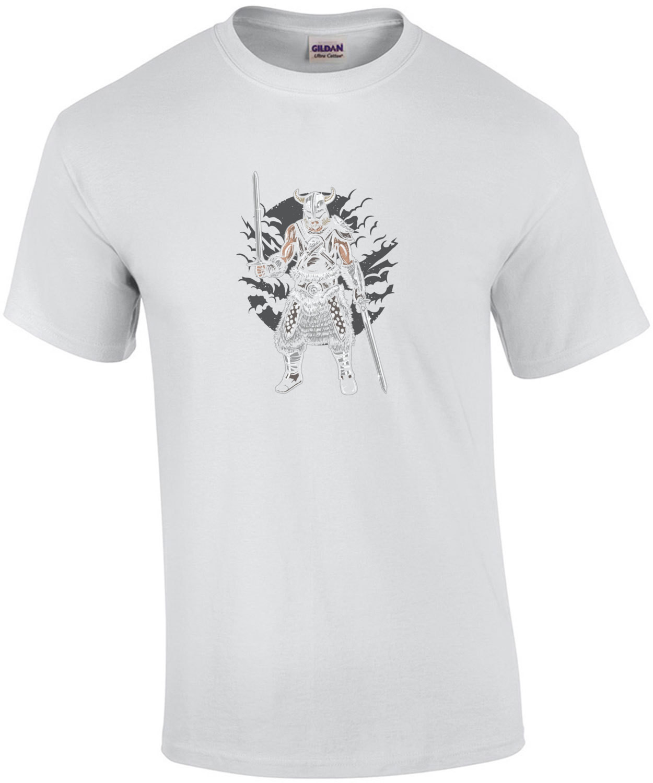 Dark Gothic Viking T-Shirt