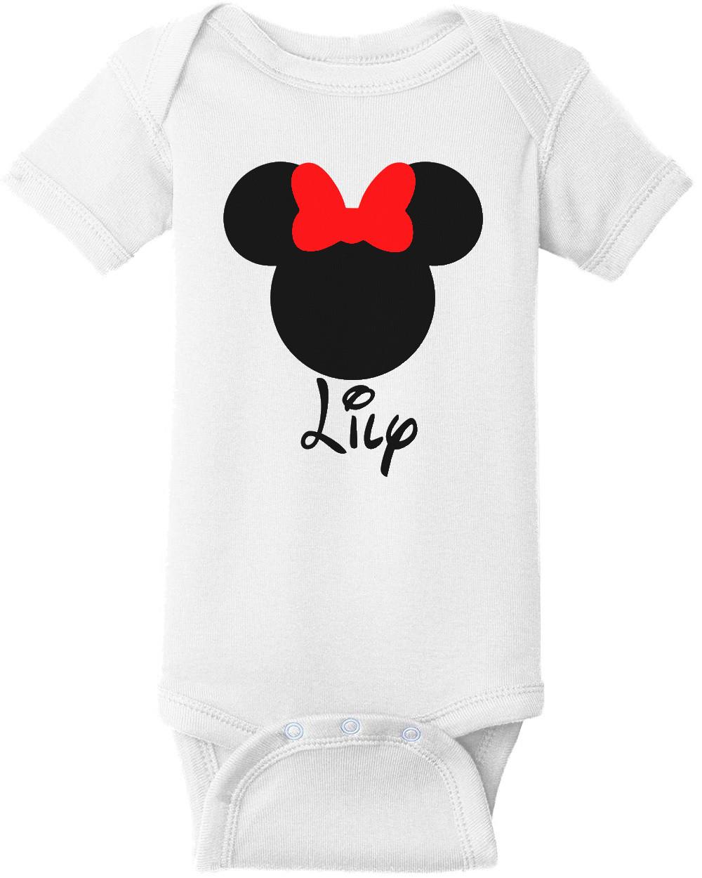 Daughter / Sister  - Disney World - Custom Family Group T-Shirt
