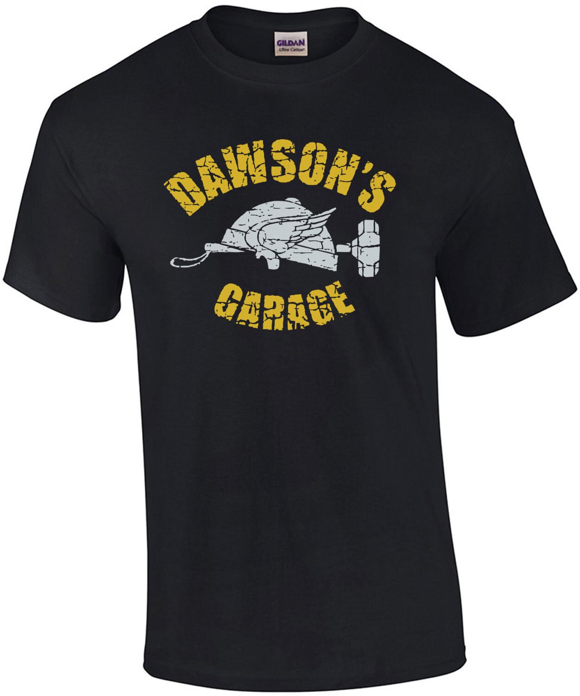 Dawson's Garage - Adventures in Babysitting - 80's T-Shirt
