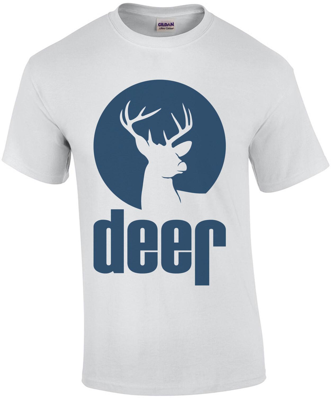 Deer - Jeep Parody T-Shirt