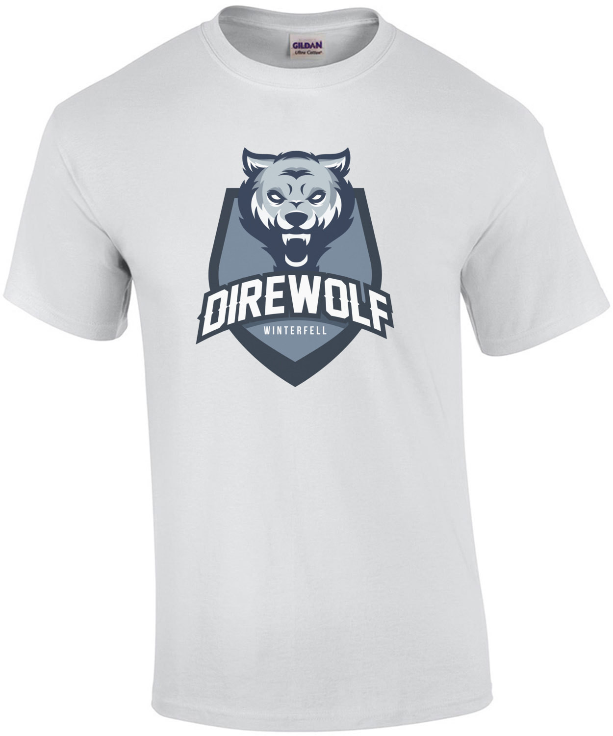 Direwolf - Winterfell - Game of Thrones T-Shirt