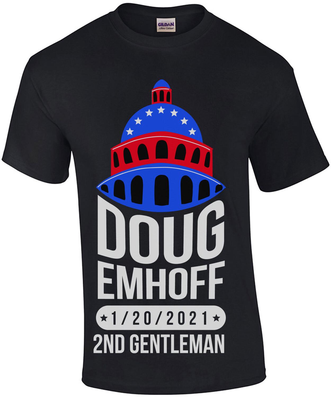 Doug Emhoff 2nd Gentleman T-Shirt