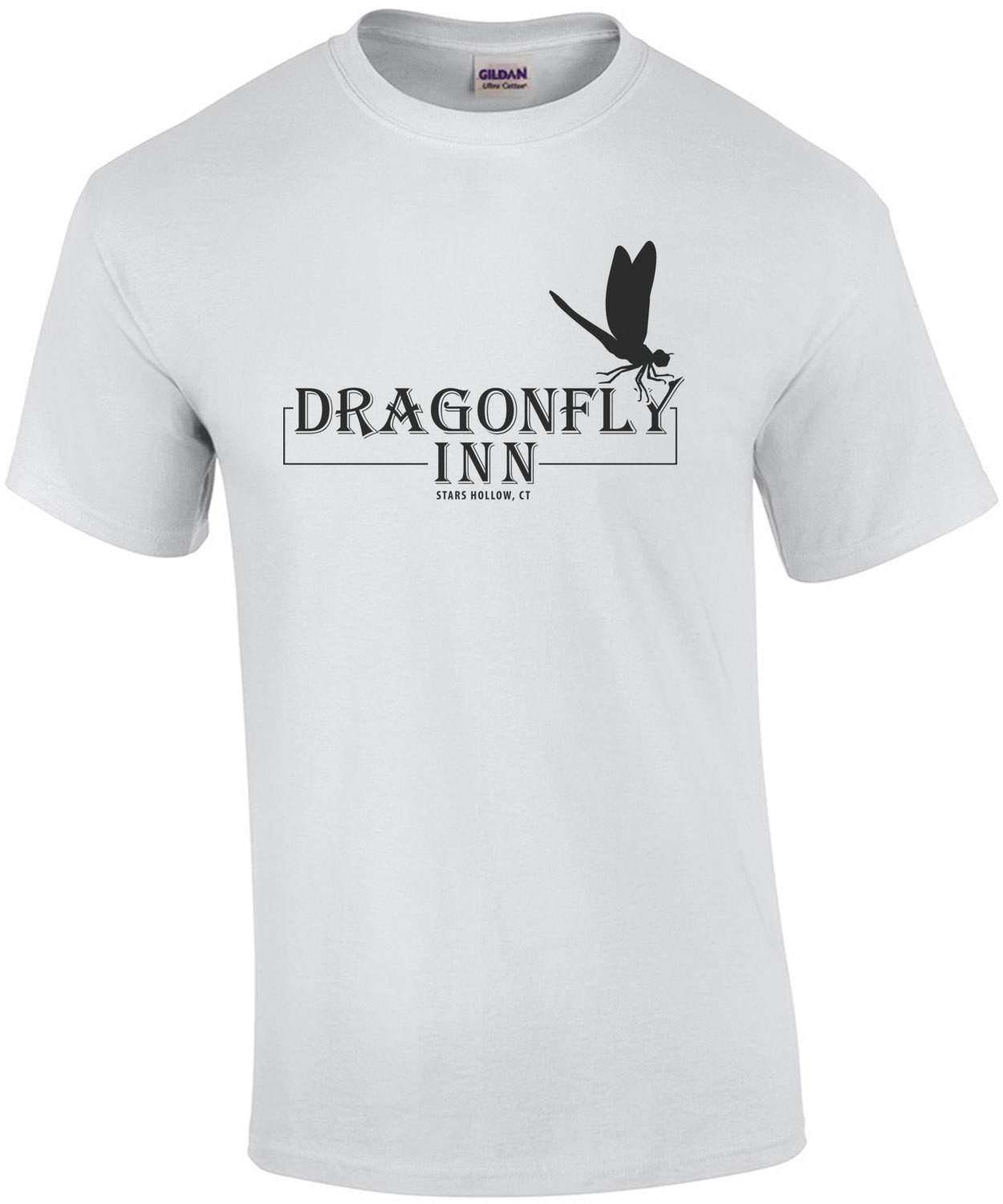 Dragonfly inn - stars hallow, CT. Gilmore Girls T-Shirt