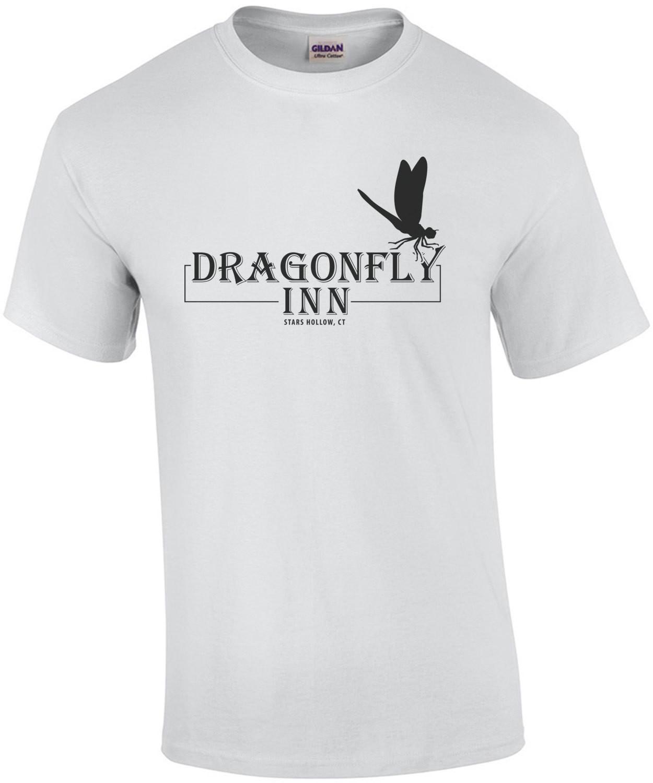 Dragonfly inn - stars hallow, CT. Gilmore Girls T-Shirt