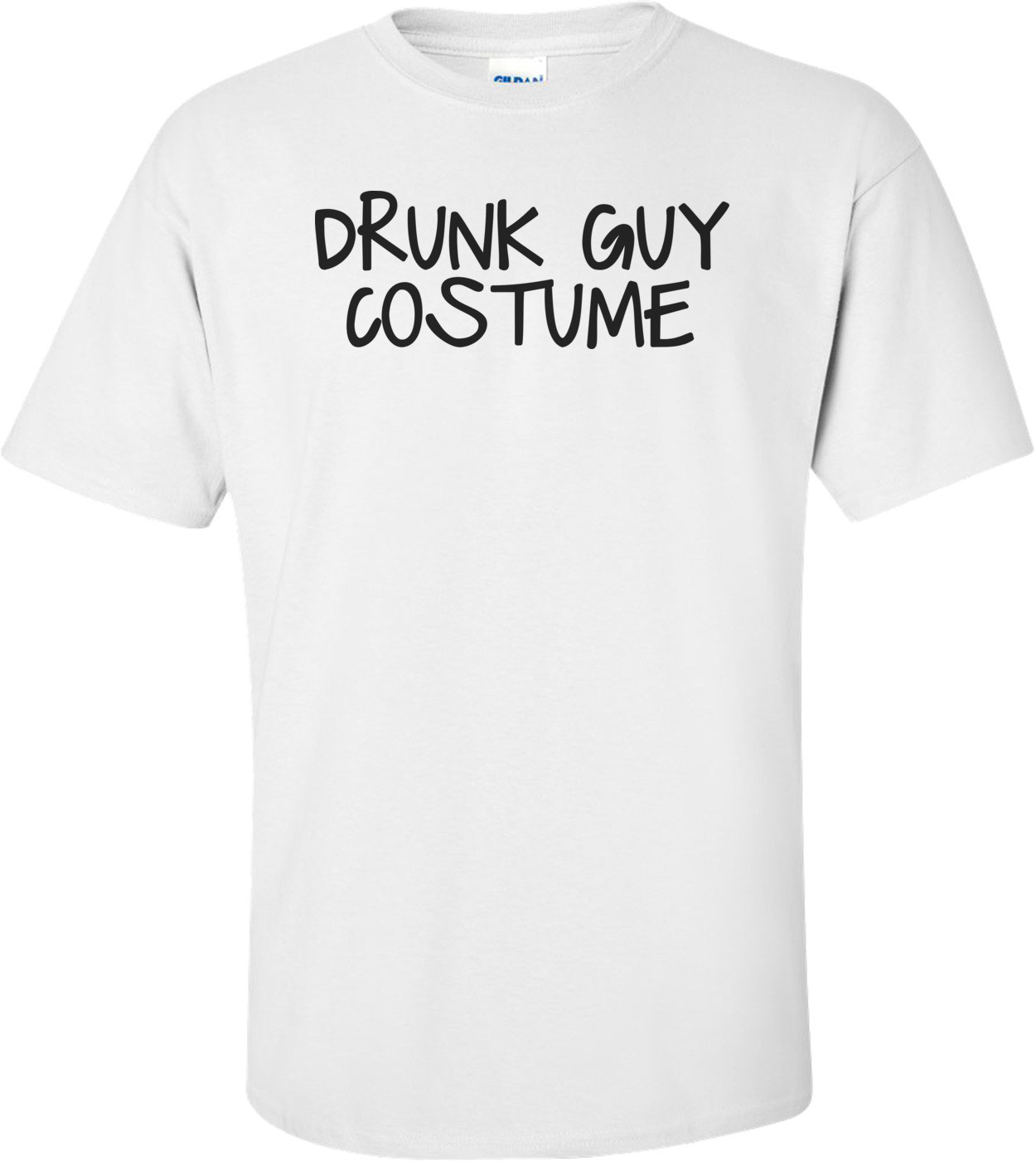 Drunk Guy Costume Halloween Shirt