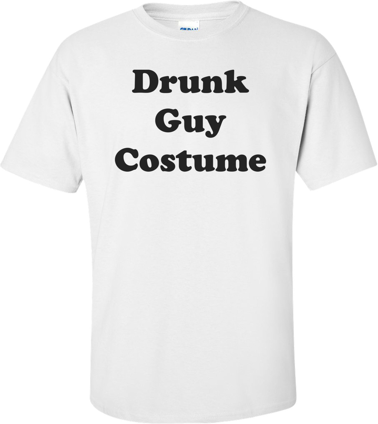 Drunk Guy Costume Shirt
