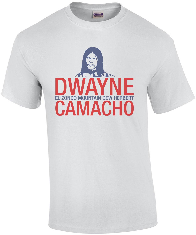 Dwayne Elizondo Mountain Dew Herbert Camacho T-Shirt