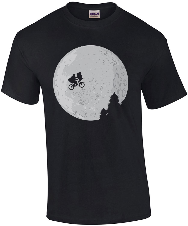 E.T. Moon T-Shirt - 80's T-Shirt