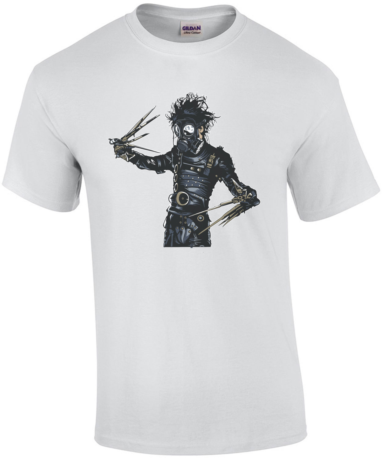Edward Scissorhands Steampunk T-Shirt