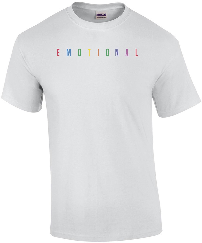 Emotional - T-Shirt