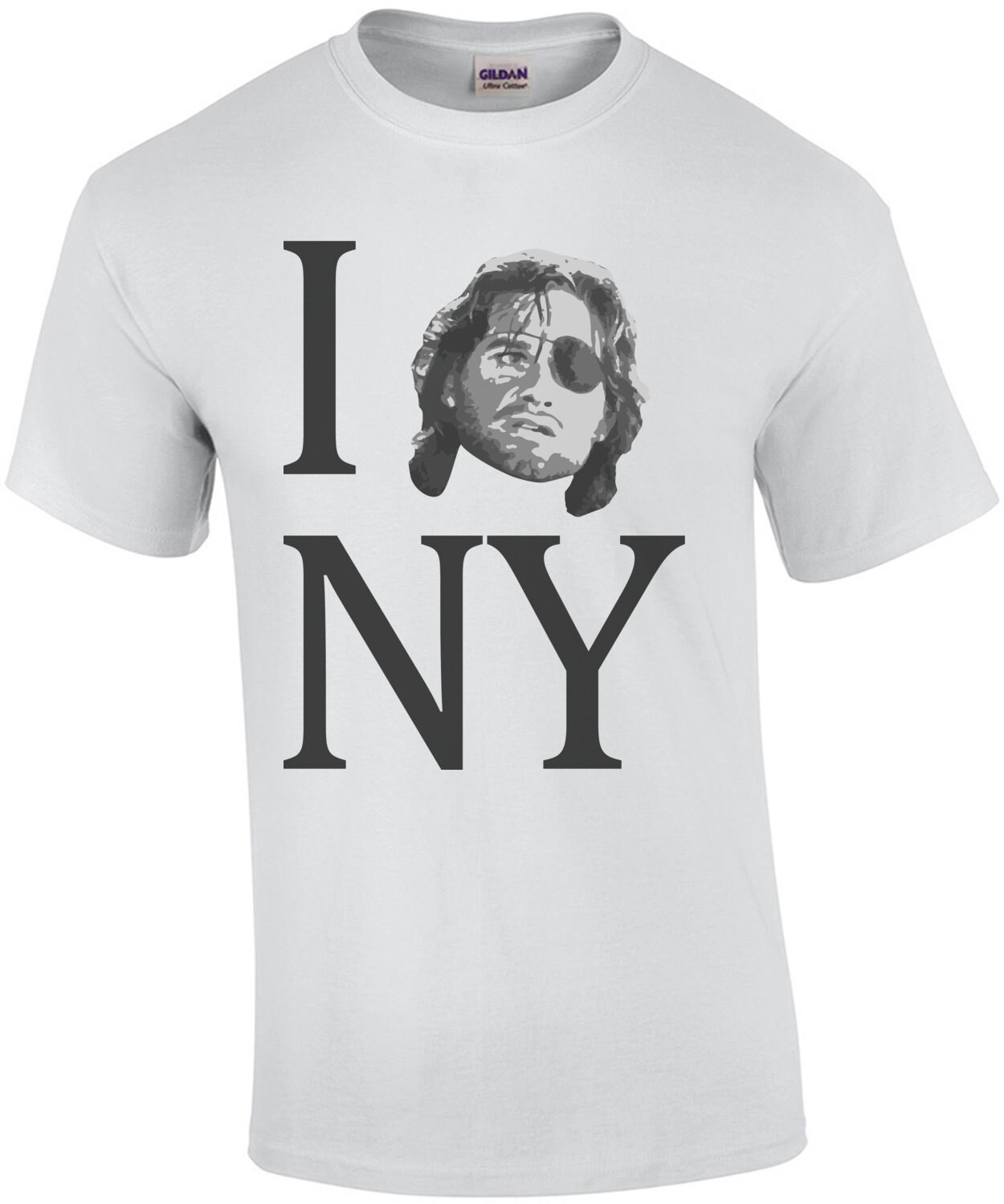 Escape From New York - 80's T-Shirt
