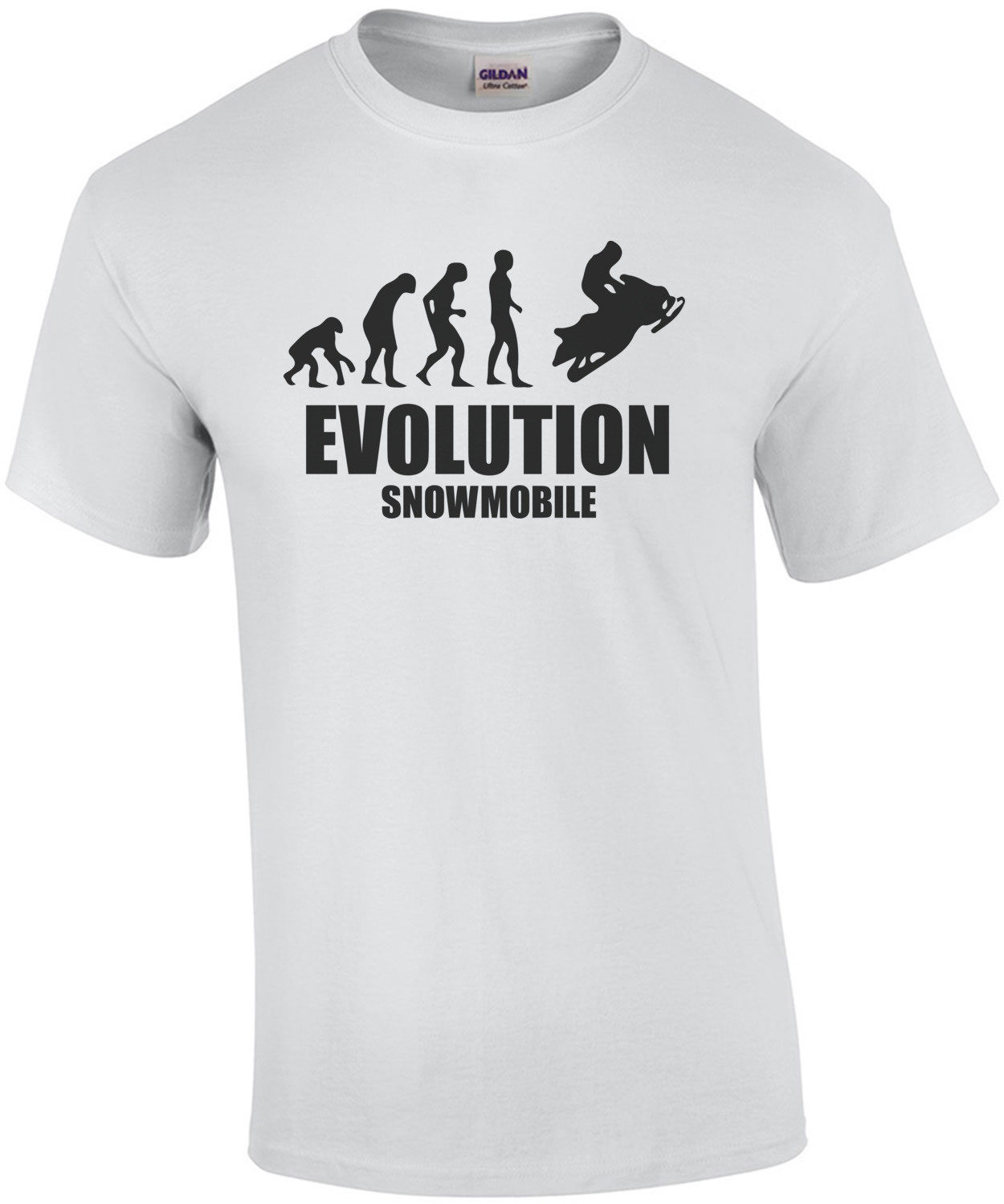 Evolution Snowmobile T-Shirt