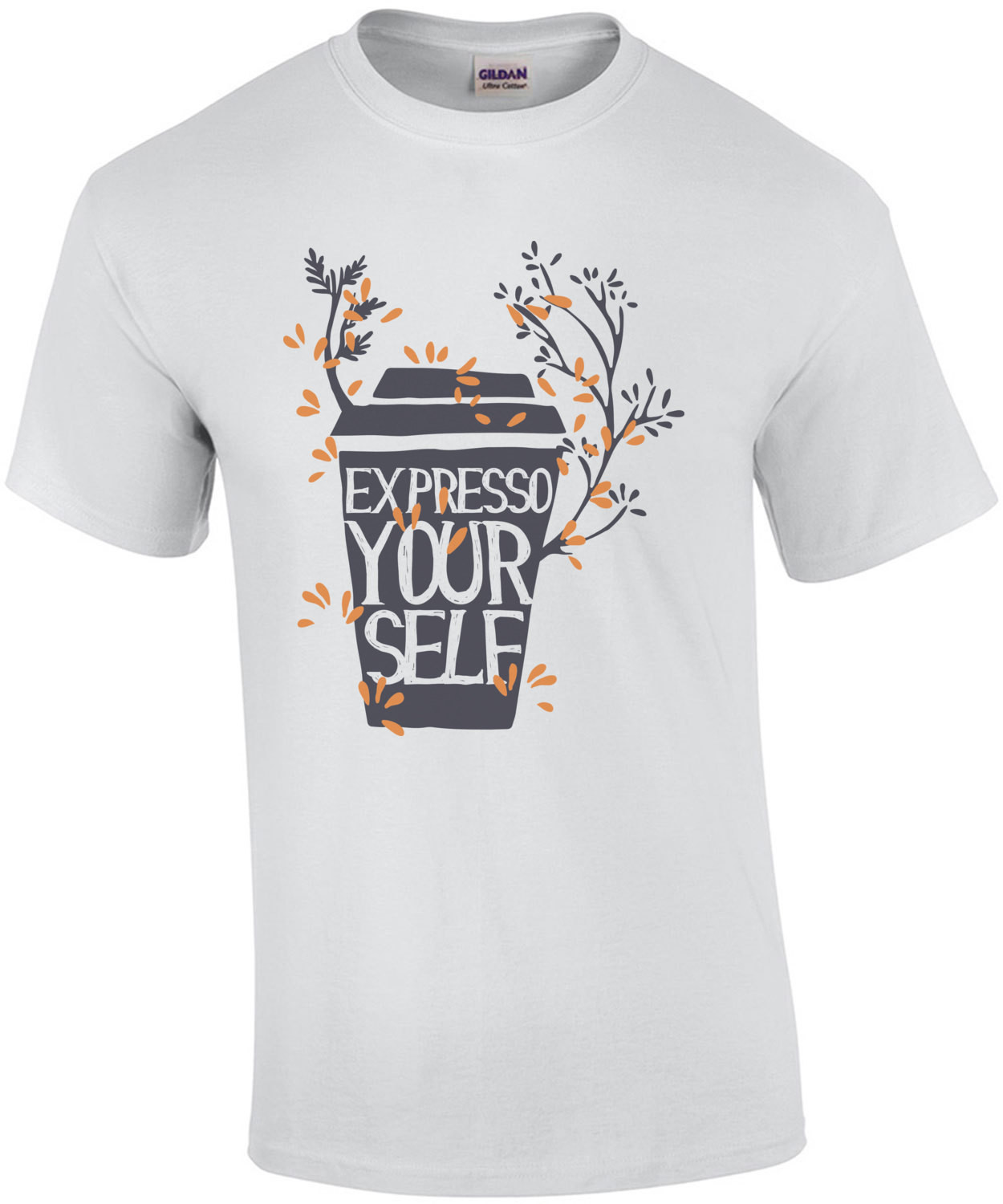 Expresso Your Self T-Shirt