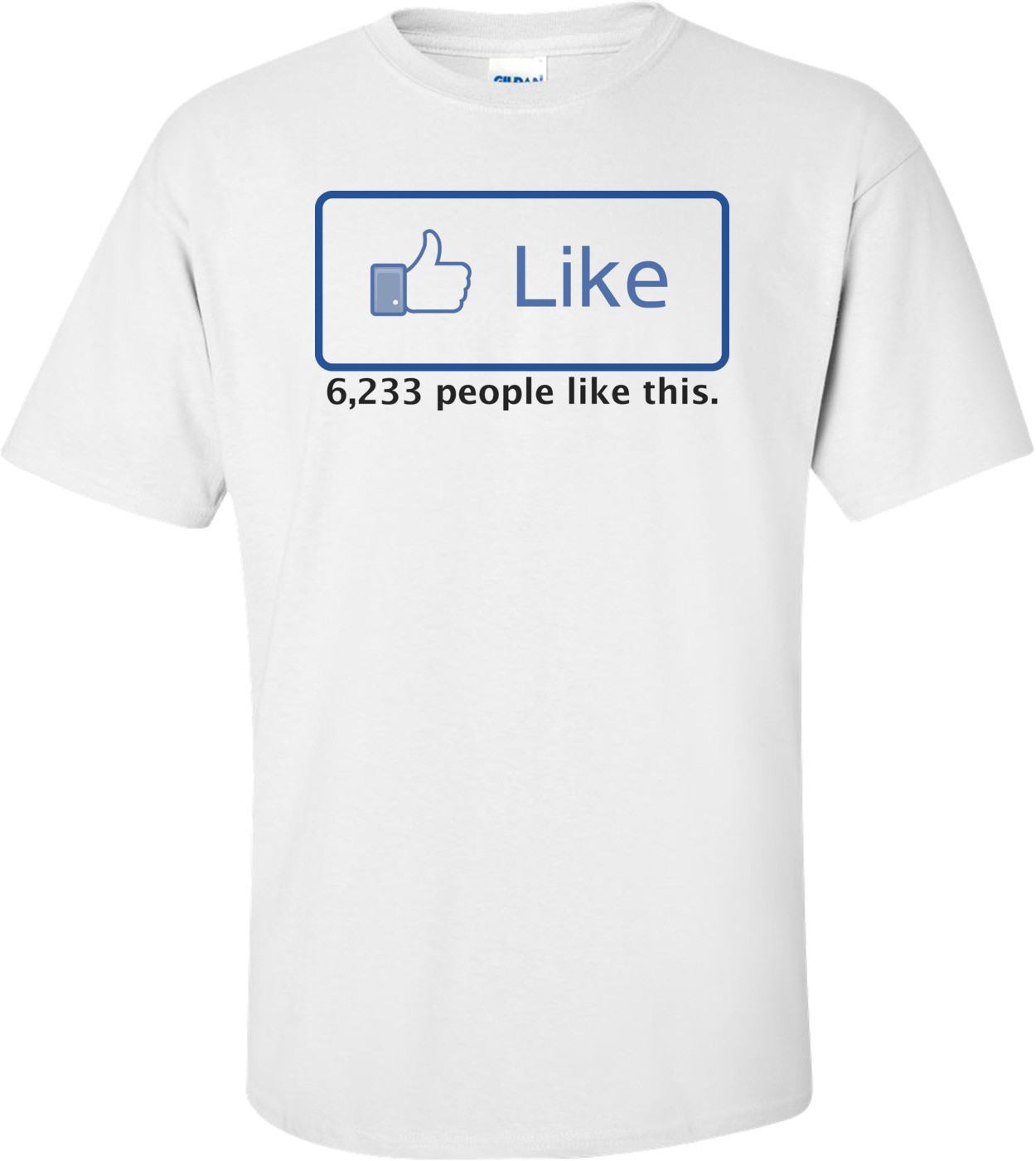 Facebook Like Shirt
