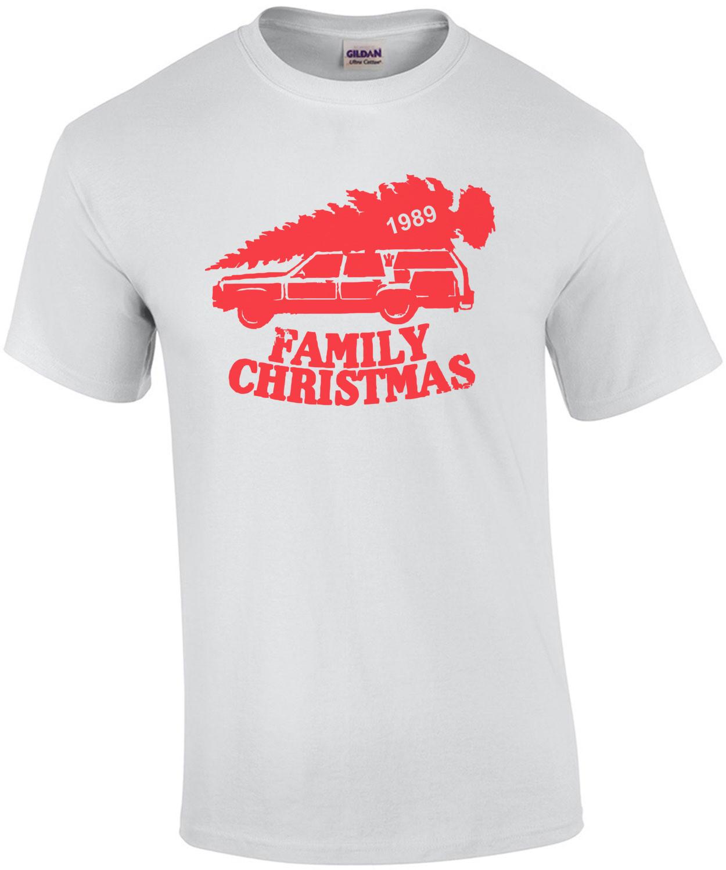 Family Christmas T-shirt