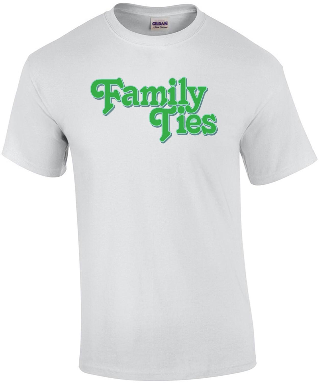 Family Ties Sitcom 80's T-Shirt