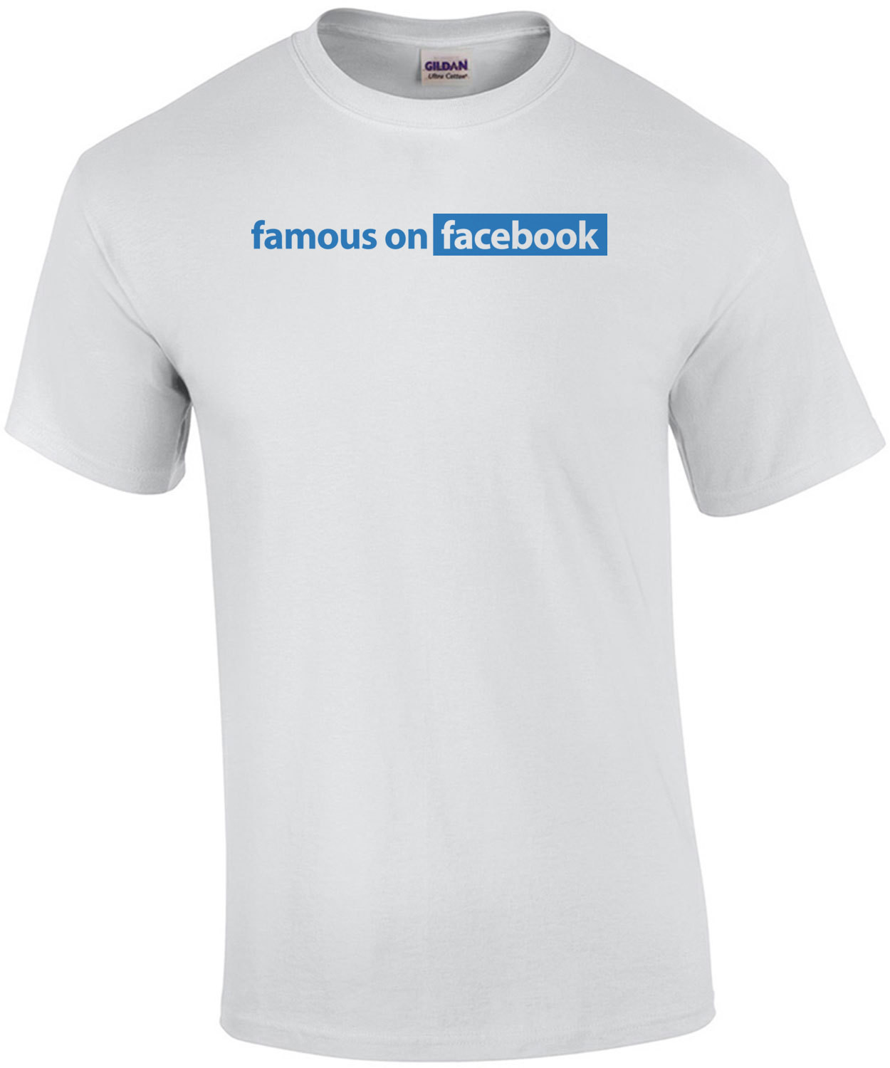 Famous Of Facebook Kids Shirt