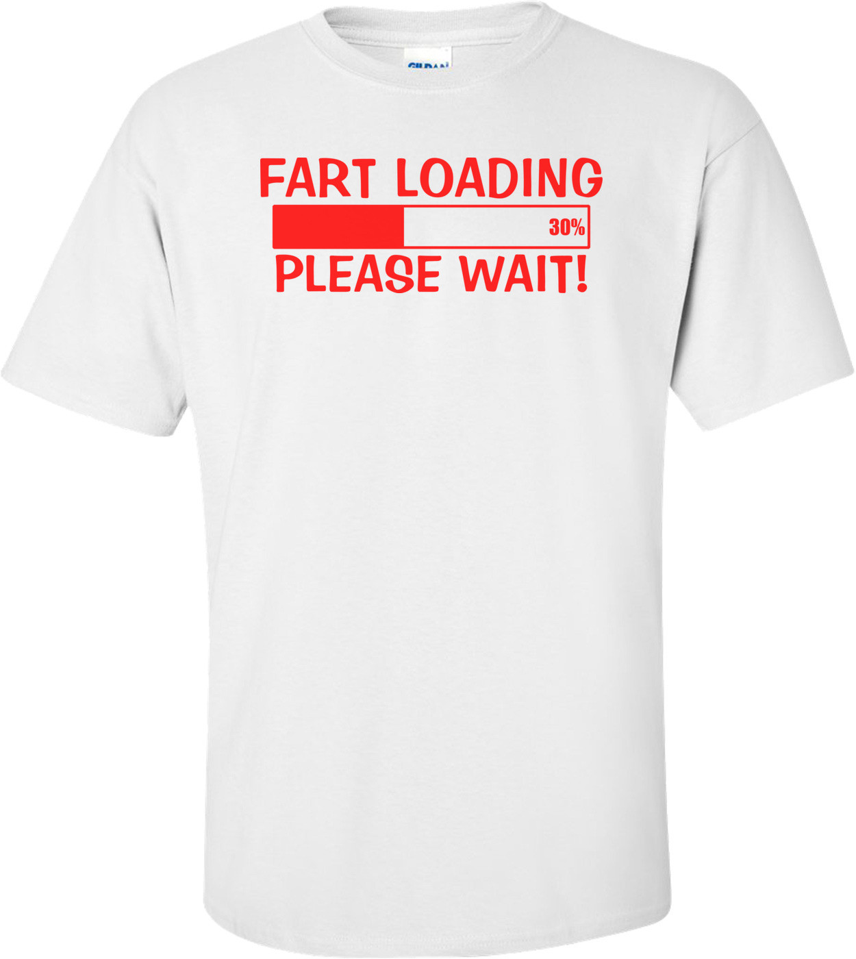 Fart Loading Funny Shirt