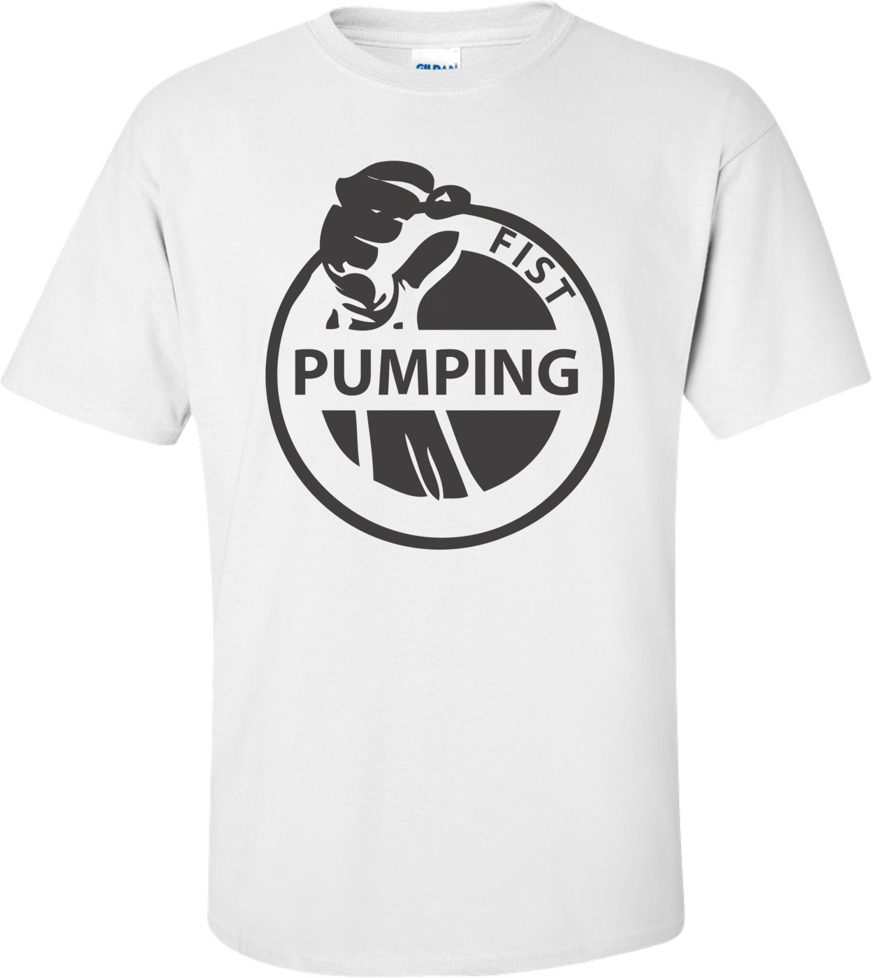 Fist Pumping - Jersey Shore T-shirt