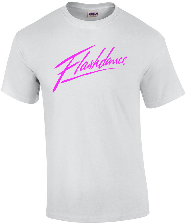 Flashdance - 80's T-Shirt