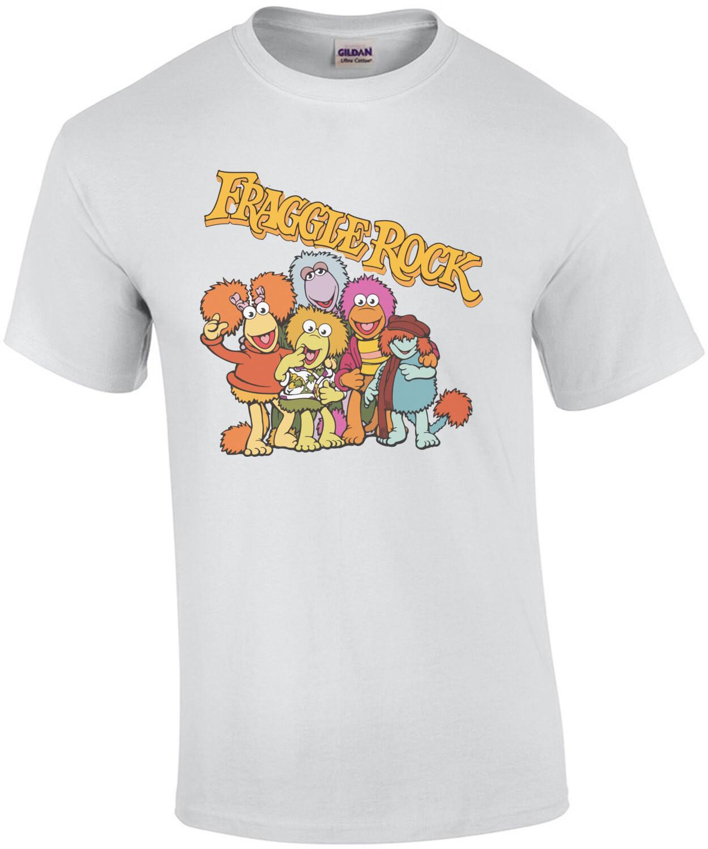 Fraggle Rock 80's T-Shirt