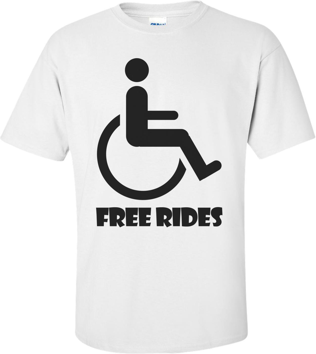 Free Rides T-shirt