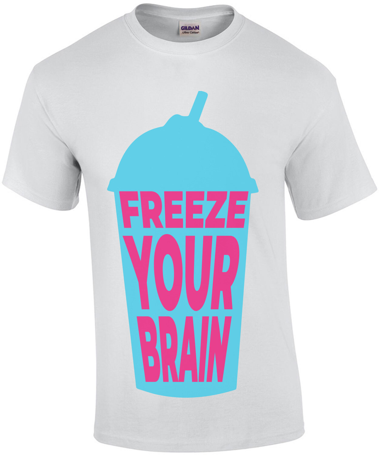 Freeze your brain - Heathers 80's T-Shirt