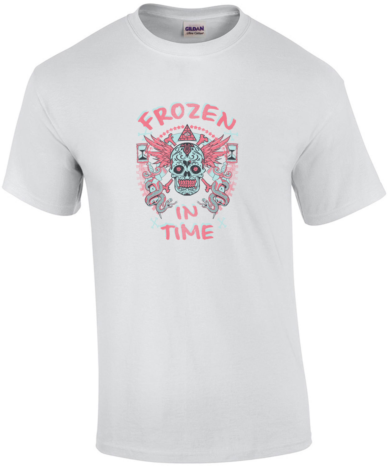 Frozen In Time Gothic T-Shirt