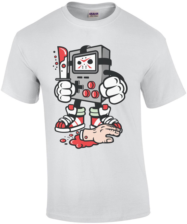 Gamers Killers Retro Gaming T-Shirt
