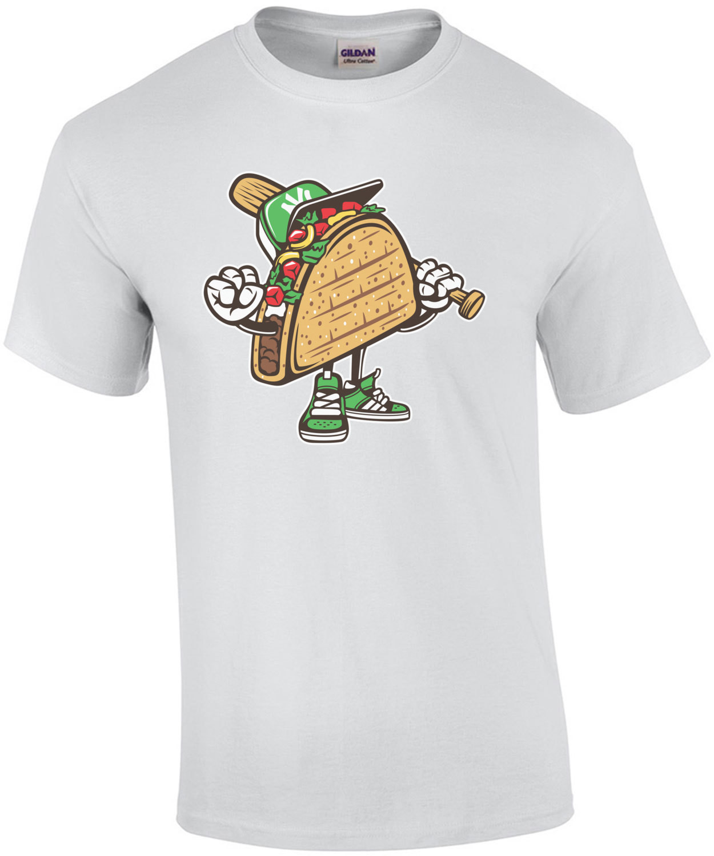 Gangsta New York Taco T-Shirt