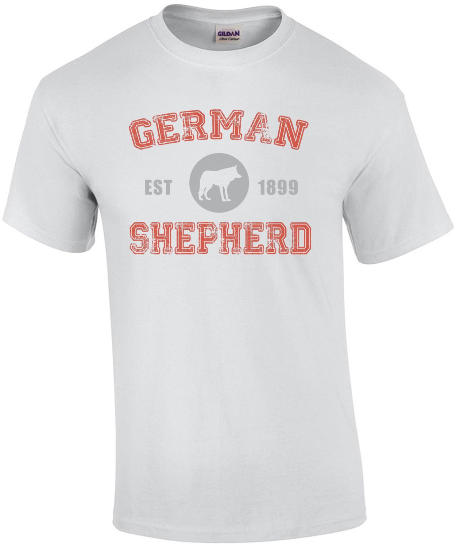 German Shepherd Est 1899 - German Shepherd T-Shirt