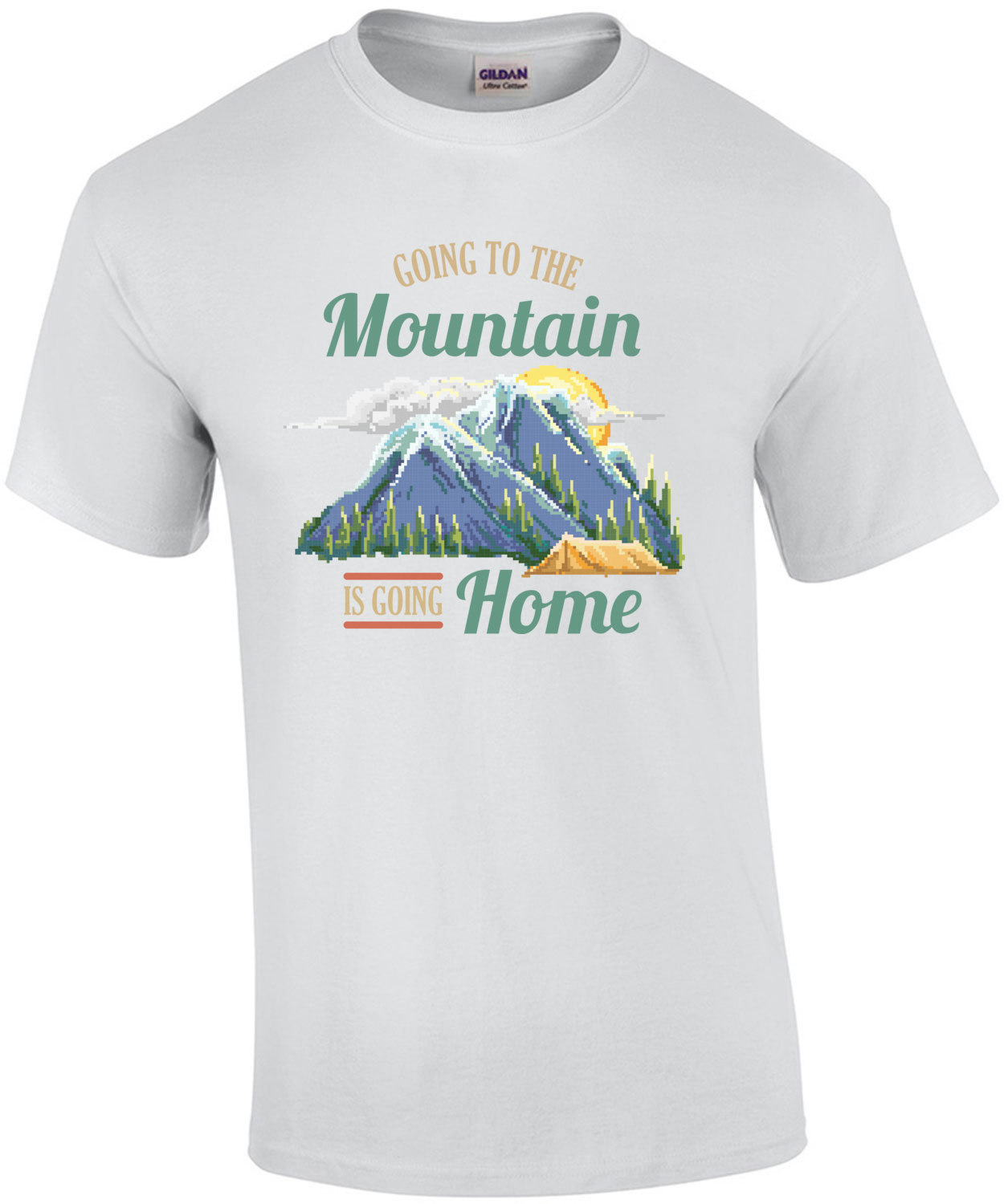 Going To The Mountain Is Going Home T-Shirt