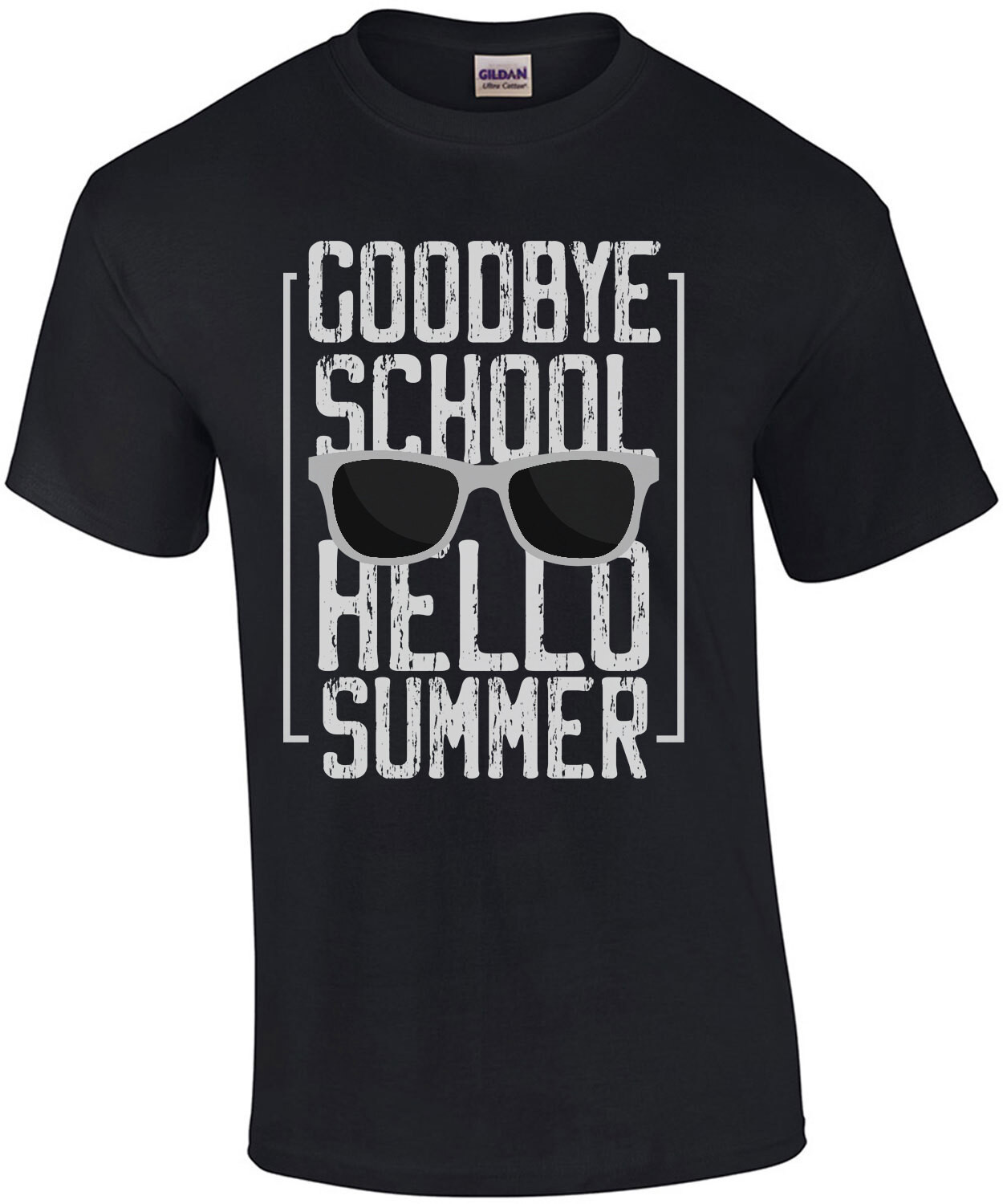 Goodbye School - Hello Summer T-shirt