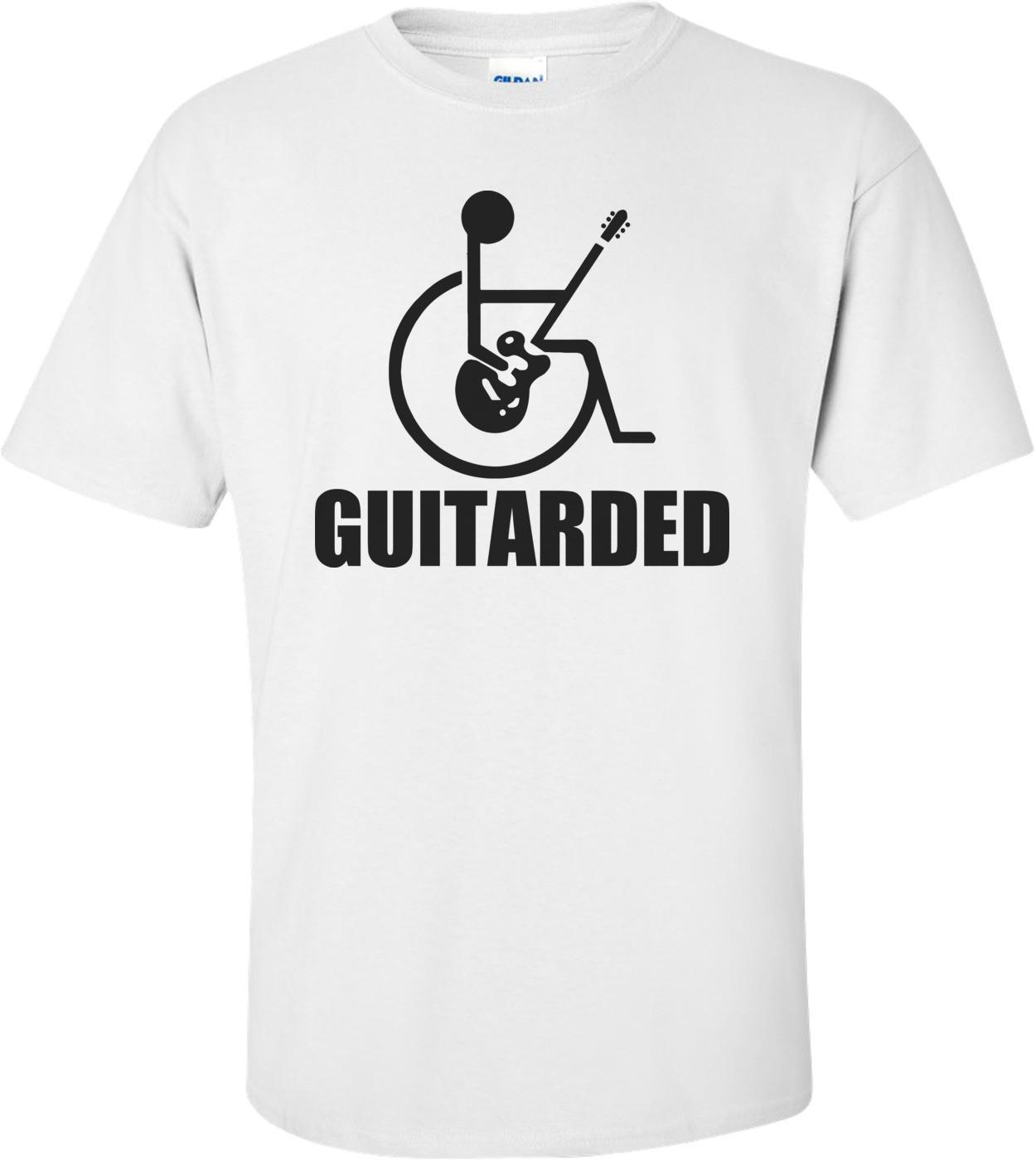 Guitarded Shirt