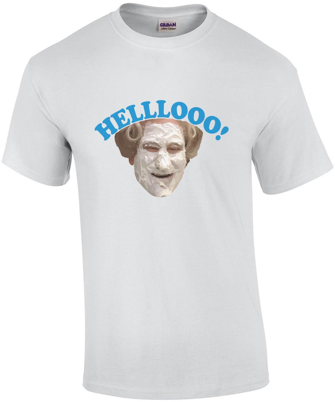 Helllooo! Mrs. Doubtfire - 90's T-Shirt