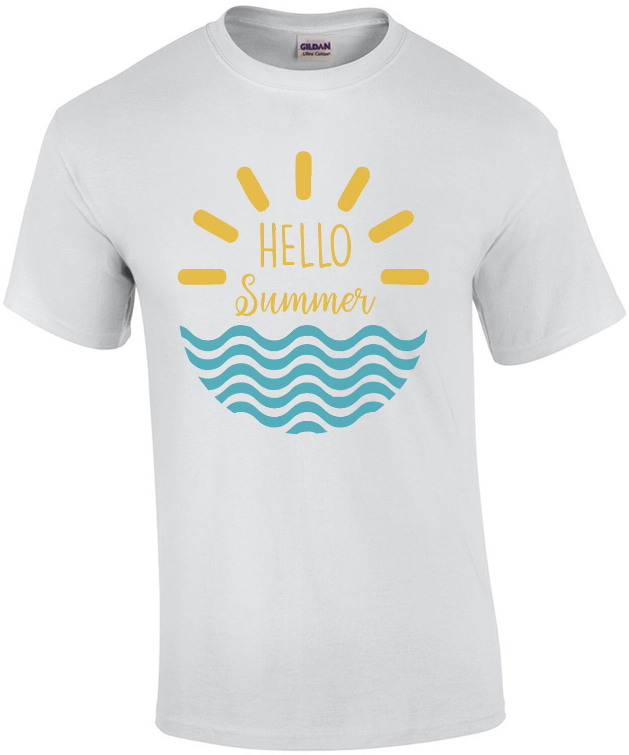 Hello Summer - T-Shirt