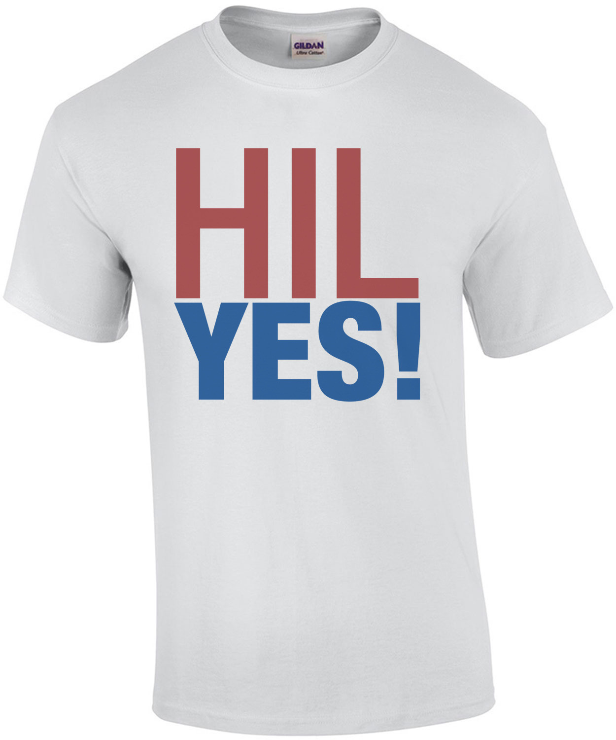 Hill Yes T-Shirt