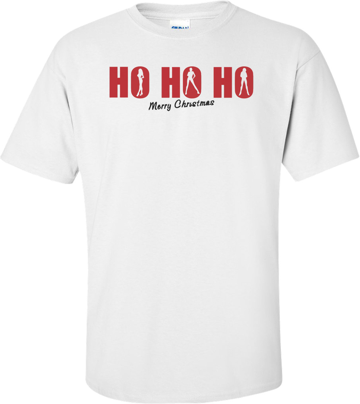 Ho Ho Ho! Merry Christmas T-shirt
