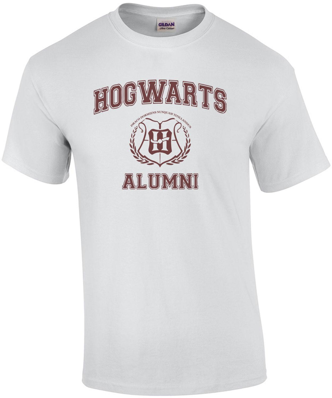 Hogwarts Alumni - Harry Potter T-Shirt