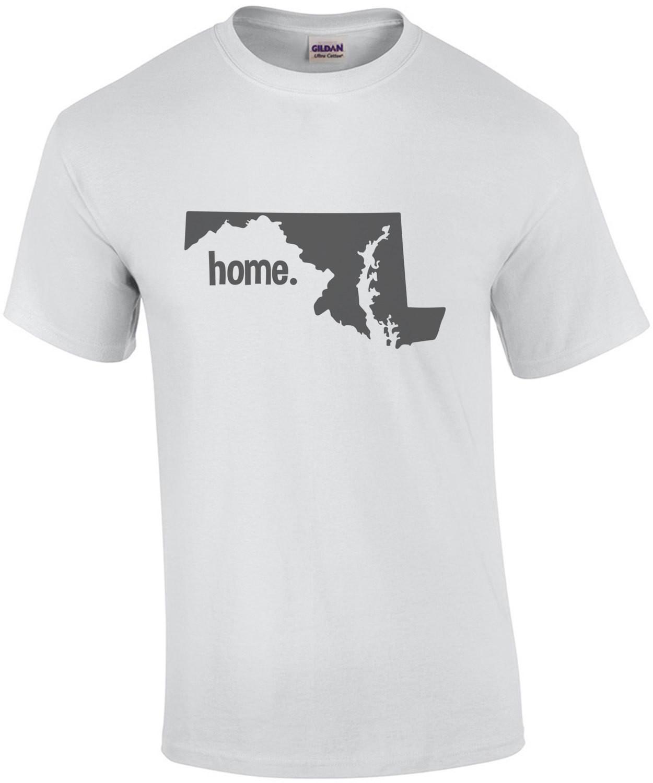 Home - Maryland T-Shirt