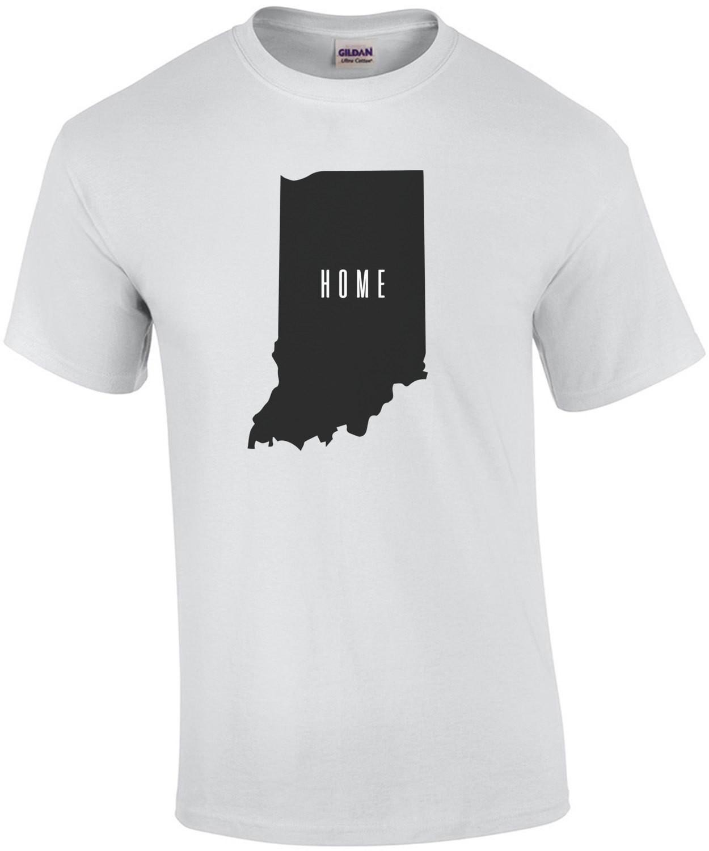Home Indiana - Indiana T-Shirt