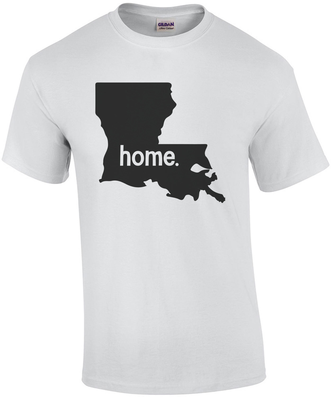 Home Louisiana T-shirt