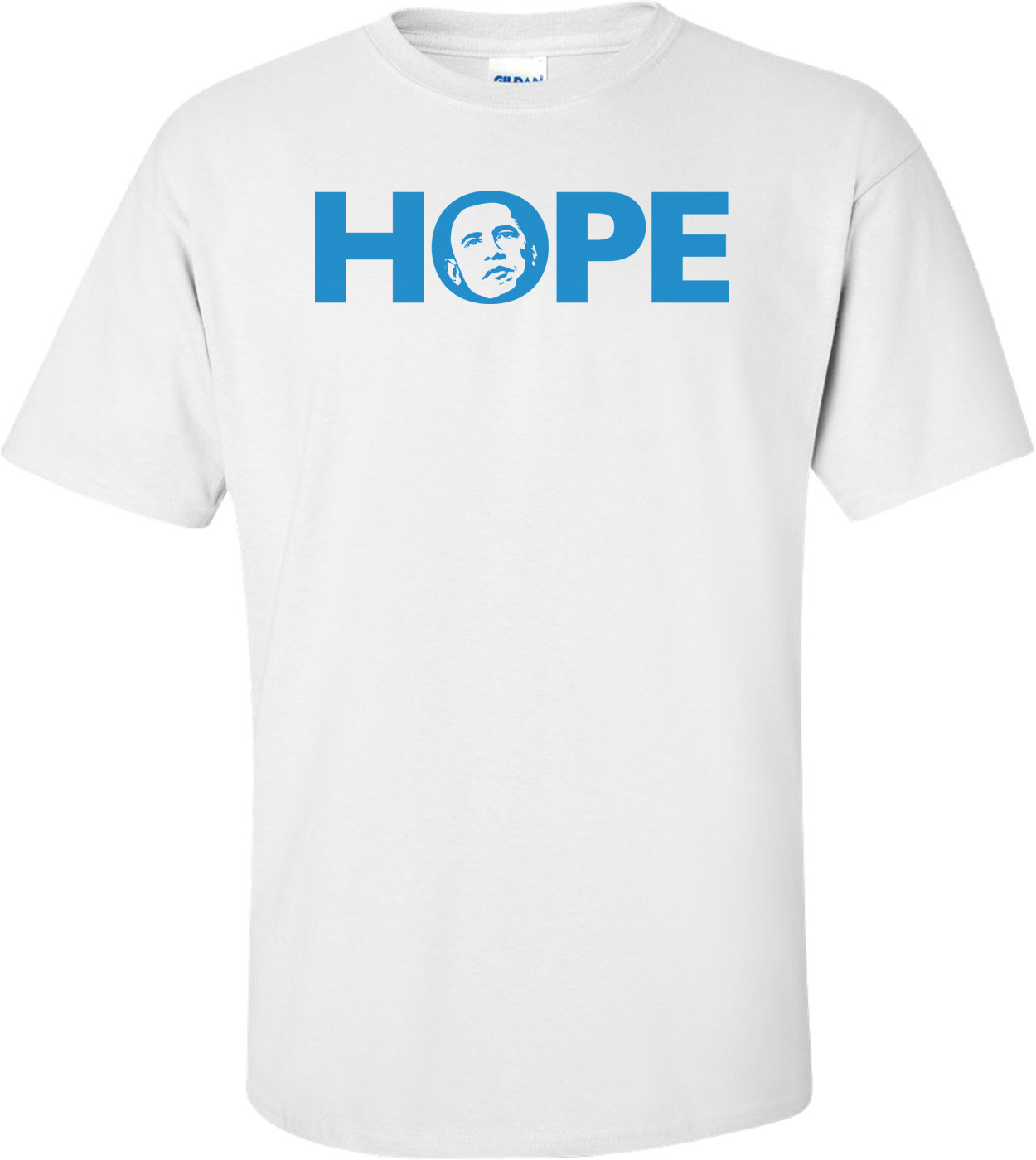 Hope Pro Obama T-shirt