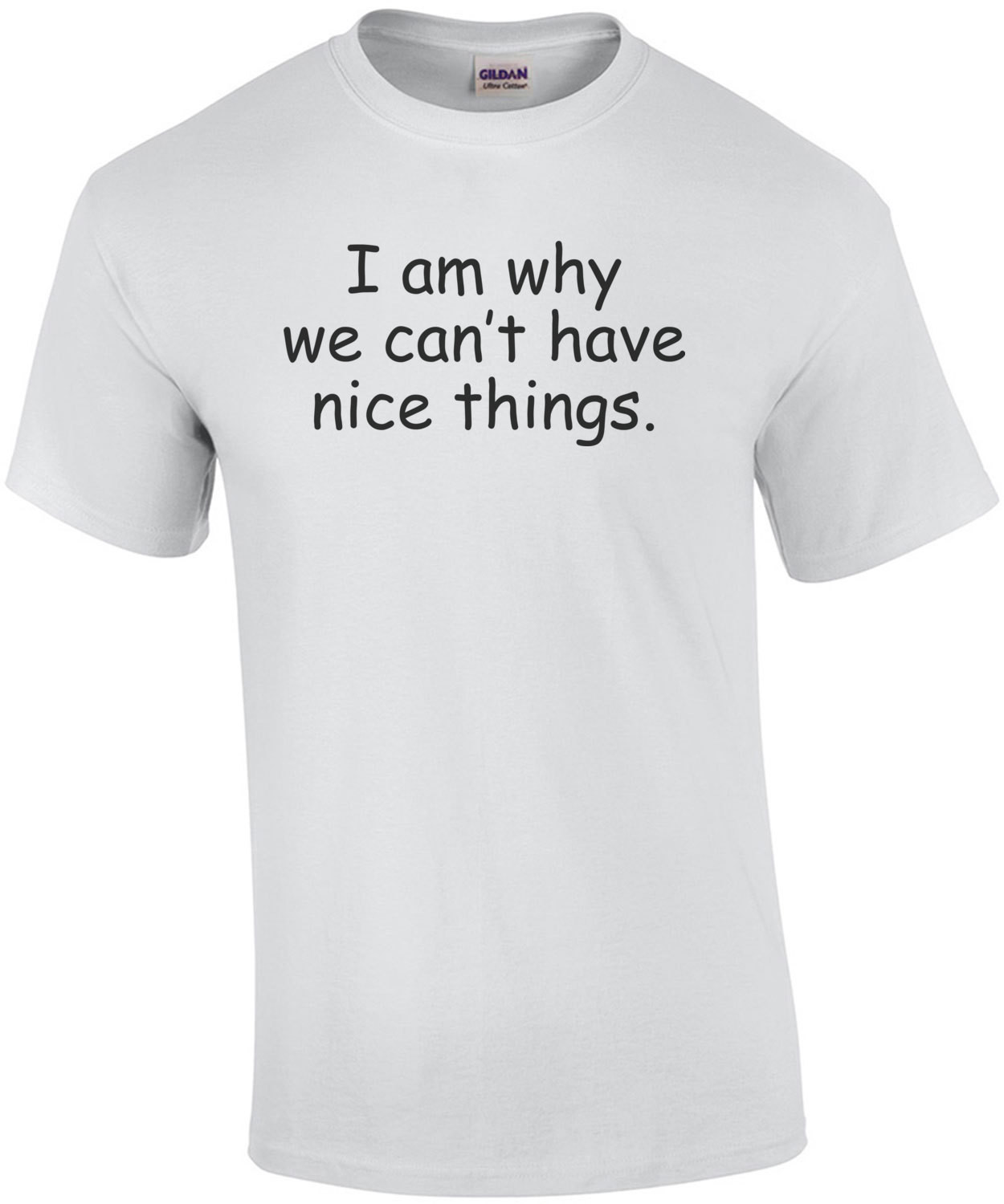 I Am Why We Can't Have Nice Things. - Kid's Shirt