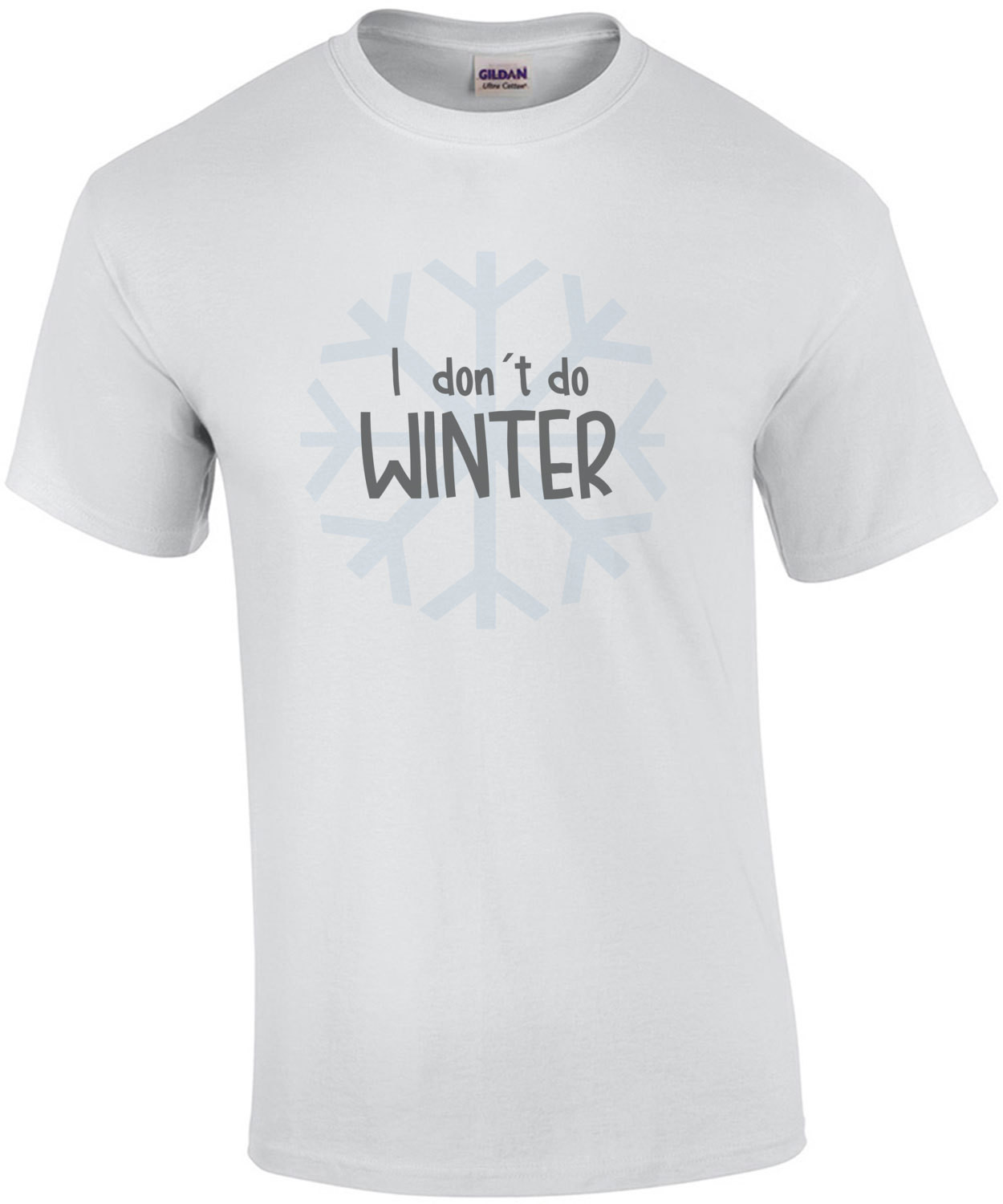 I don't do winter. Florida T-Shirt