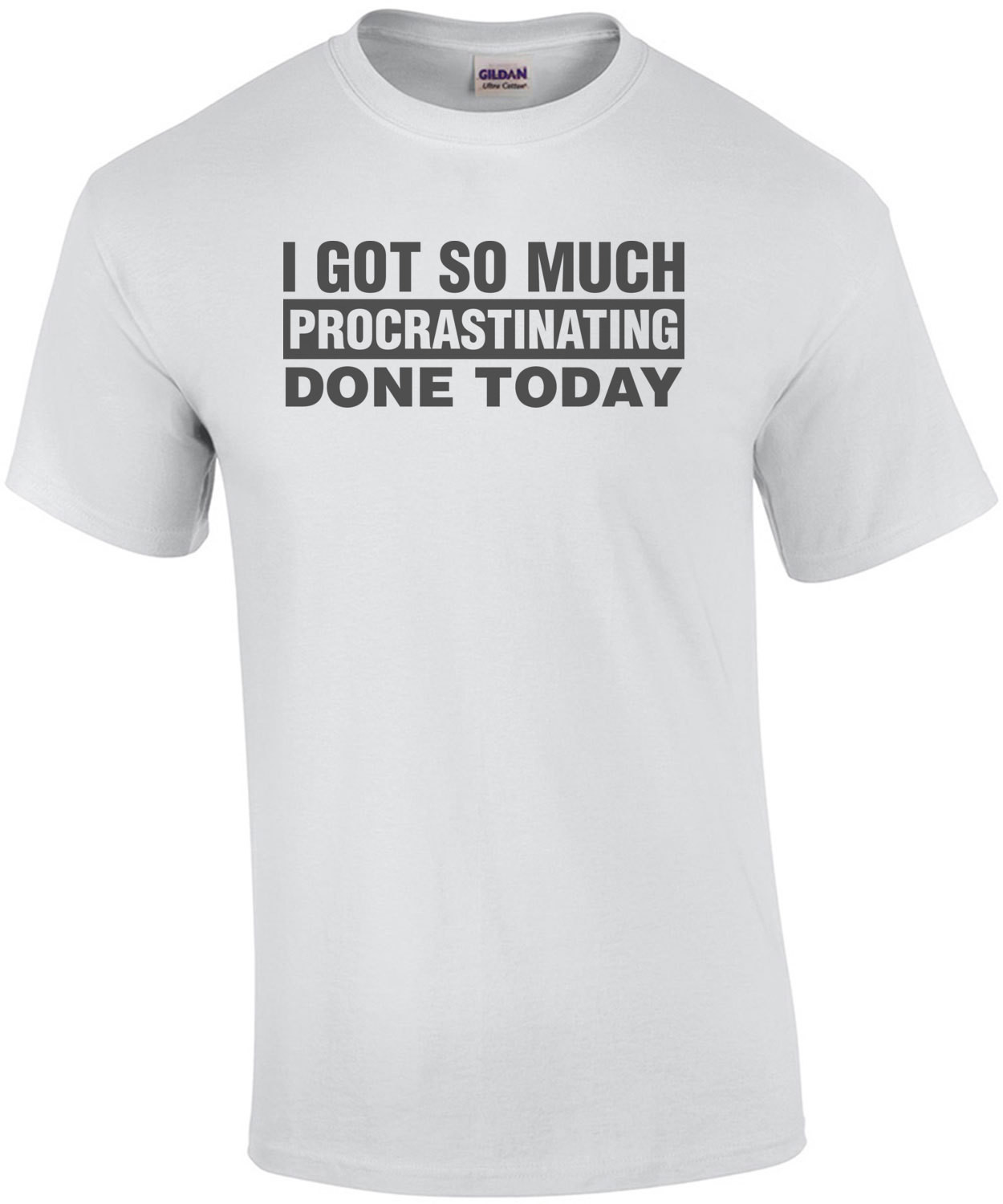 I Got So Much Procrastinating Done Today Tee