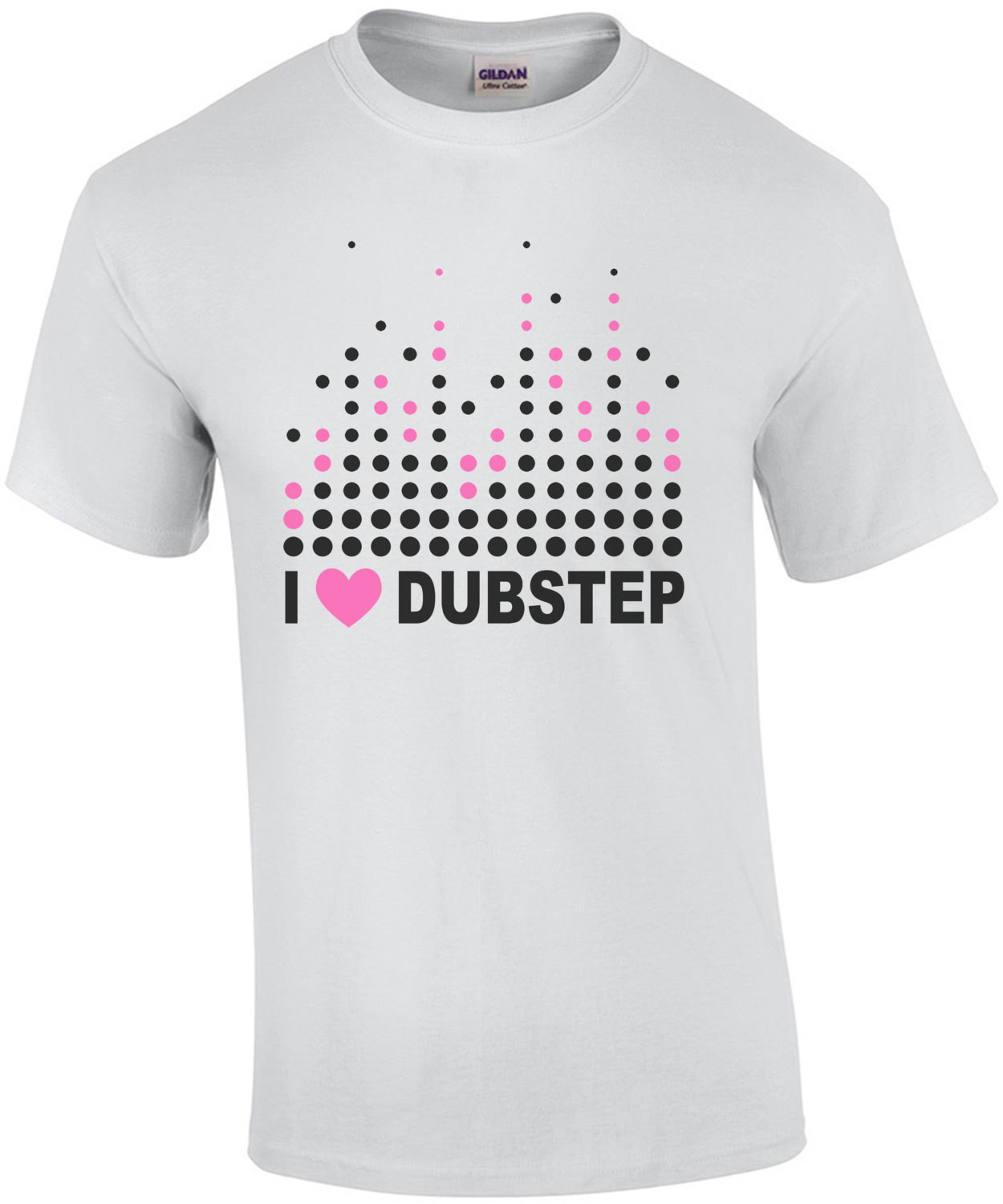 I Heart Dubstep T-Shirt