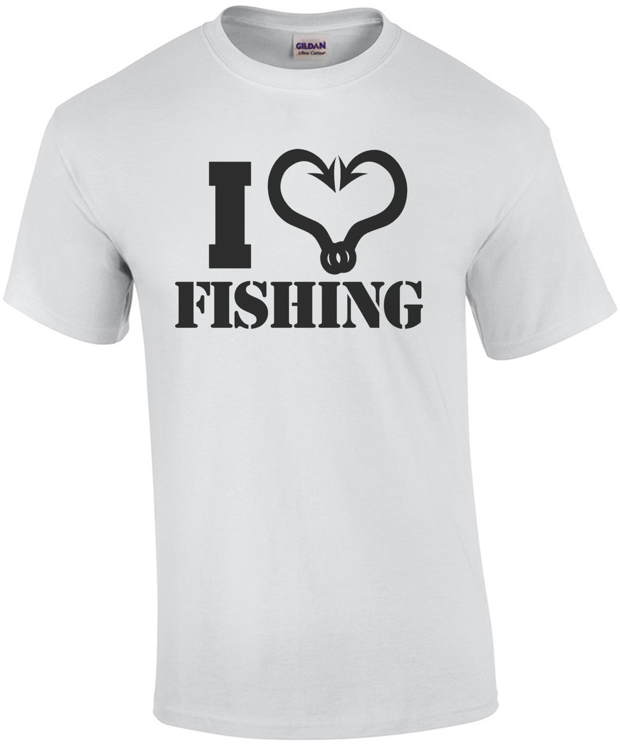 I Heart Fishing T-Shirt
